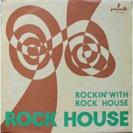 Rock House – Rockin' With Rock House (LP / Vinyl)