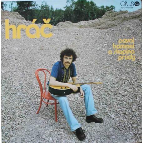 Pavol Hammel A Skupina Prúdy – Hráč (LP / Vinyl)