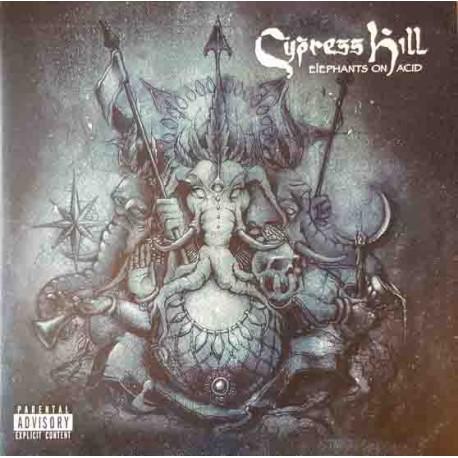 Cypress Hill – Elephants On Acid (2LP + CD / Vinyl)