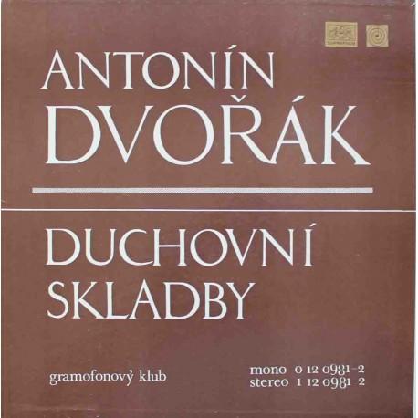 Antonín Dvořák – Duchovní Skladby (2LP/ Vinyl Box)