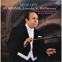 "W. A. Mozart – Symfonie ""Linecká"" A ""Haffnerova""  (LP/ Vinyl)"