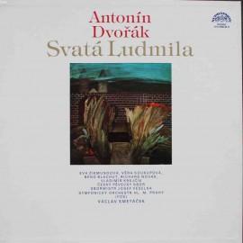 Antonín Dvořák – Svatá Ludmila (3LP/ Vinyl Box)