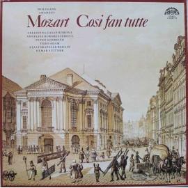 W. A. Mozart - Cosi Fan Tutte (3LP/ Vinyl Box)