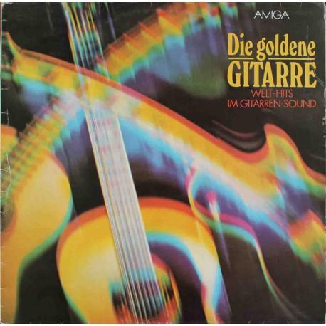 Studio-Orchester – Die Goldene Gitarre: Welt-Hits Im Gitarren-Sound (LP/ Vinyl)