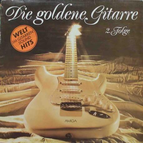 Studio-Orchester – Die Goldene Gitarre: Welt-Hits Im Gitarren-Sound 2. Folge (LP/ Vinyl)