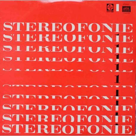 Stereofonie 1 (LP/ Vinyl)
