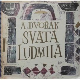 Antonín Dvořák – Svatá Ludmila (3LP/ Vinyl)
