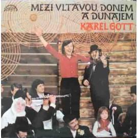 Karel Gott – Mezi Vltavou, Donem A Dunajem (LP / Vinyl)