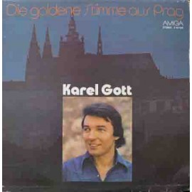 Karel Gott – Die Goldene Stimme Aus Prag (LP / Vinyl)