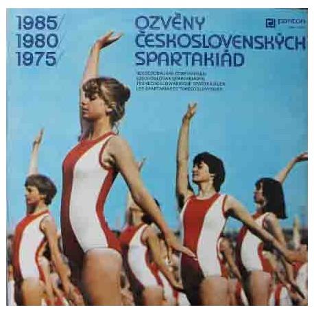 Ozvěny Československých Spartakiád 1985/80/75 (LP / Vinyl)