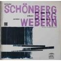 Arnold Schönberg, Alban Berg, Anton Webern – Druhá Vídeňská Škola (2LP/ Vinyl)