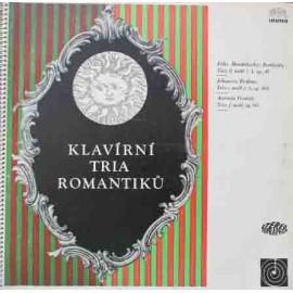 Brahms, Mendelssohn, Dvořák – Klavírní Tria Romantiků (2LP/ Vinyl)