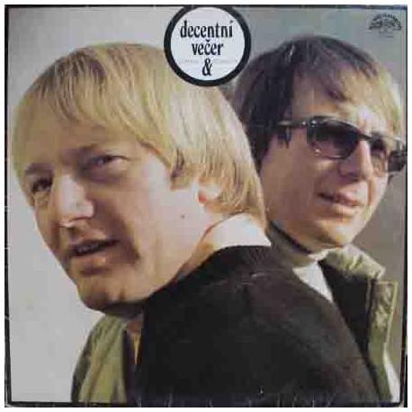 Luděk Sobota, Miloslav Šimek – Decentní Večer (LP / Vinyl)