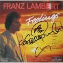 Franz Lambert – Feelings /S PODPISEM/ (LP / Vinyl)