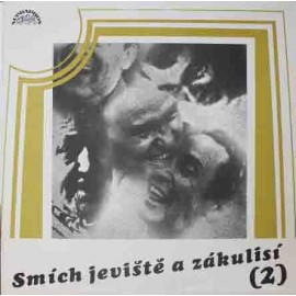 Smích Jeviště A Zákulisí 2 (LP / Vinyl)