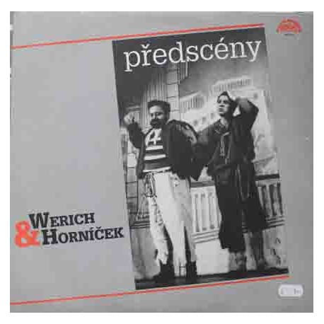 Werich & Horníček – Předscény (2LP / Vinyl)