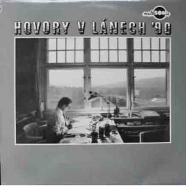 Václav Havel – Hovory v Lánech '90 (LP / Vinyl)