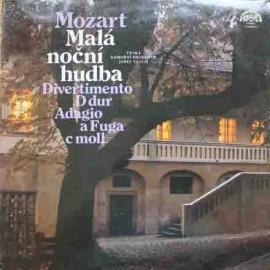 Wolfgang Amadeus Mozart, Český Komorní Orchestr – Malá Noční Hudba (LP / Vinyl)