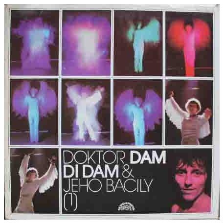 Václav Neckář A Bacily – Doktor Dam Di Dam A Jeho Bacily (LP / Vinyl)