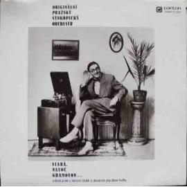 Originální Pražský Synkopický Orchestr – Stará Natoč Gramofon (LP / Vinyl)