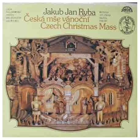 Jakub Jan Ryba – Česká Mše Vánoční  (LP / Vinyl)