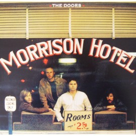 The Doors - Morrison Hotel  (LP / Vinyl)