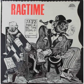 VA – Ragtime  (LP / Vinyl)