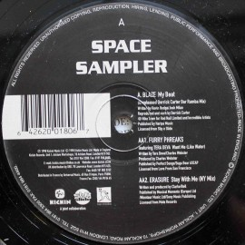 VA ‎– Space Sampler