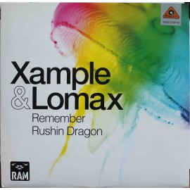 "Xample & Lomax ‎– Remember / Rushin Dragon (12"" / Vinyl)"