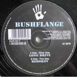 Bushflange – Long Drive