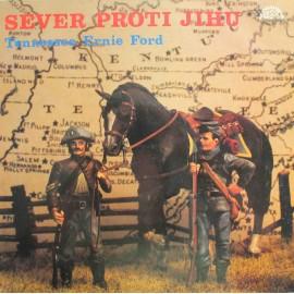 Tennessee Ernie Ford - Sever proti jihu  (LP / Vinyl)
