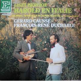 Liszt / Berlioz - Harold v itálii (LP / Vinyl)