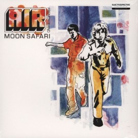 AIR  ‎– Moon Safari