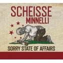 Scheisse Minnelli ‎– Sorry State Of Affairs  (LP / Vinyl)