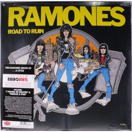 Ramones ‎– Road To Ruin (LP / Vinyl)