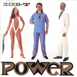 Ice-T ‎– Power  (LP / Vinyl)