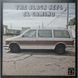 The Black Keys ‎– El Camino (LP / Vinyl + CD)