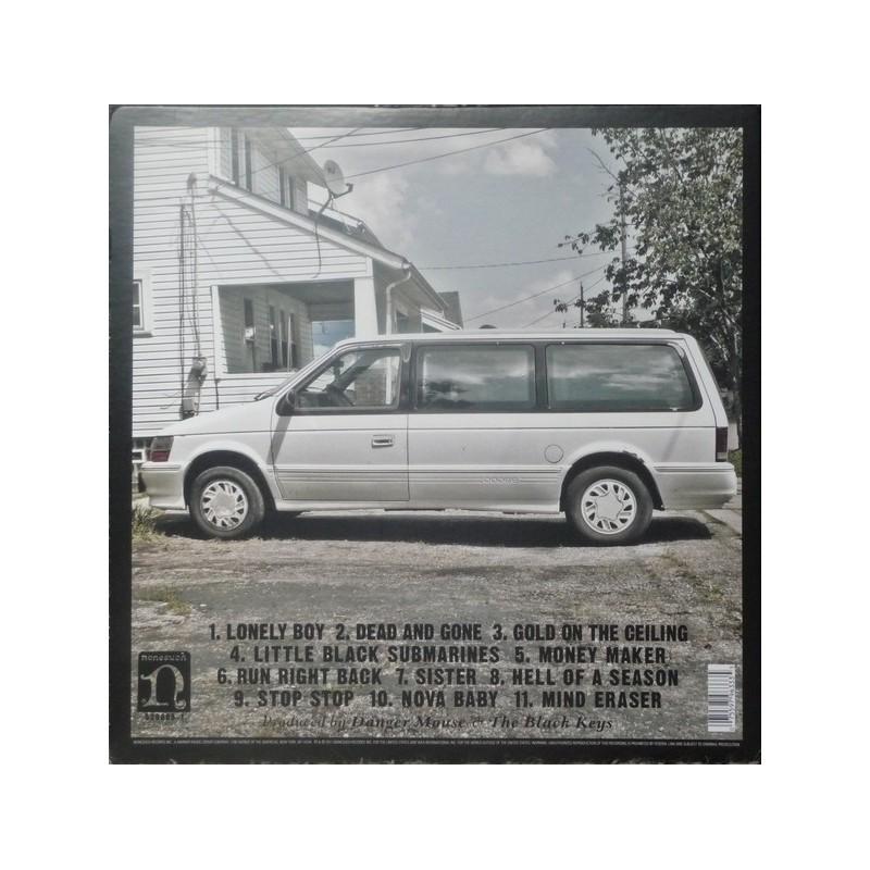 Vinyl Empire The Black Keys El Camino Lp Vinyl Cd