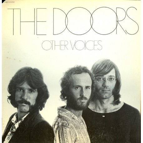 The Doors - Other Voices  (LP / Vinyl)