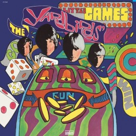 The Yardbirds ‎– Little Games   (LP / Vinyl)