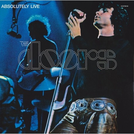 The Doors ‎– Absolutely Live  (LP / Vinyl)