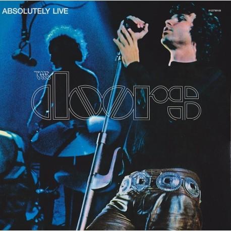 The Doors – Absolutely Live  (LP / Vinyl)