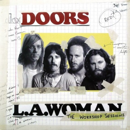 The Doors - L. A. Woman: The Workshop Sessions (2LP / Vinyl)