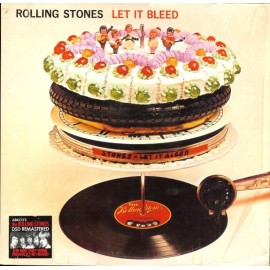 The Rolling Stones ‎– Let It Bleed (LP / Vinyl)