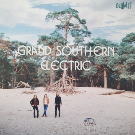 DeWolff ‎– Grand Southern Electric