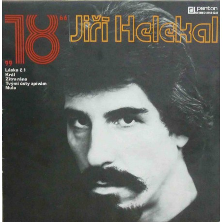 """Jiří Helekal – """"18"""" (LP/ Vinyl)"""