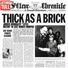 Jethro Tull – Thick As A Brick (LP / Vinyl)