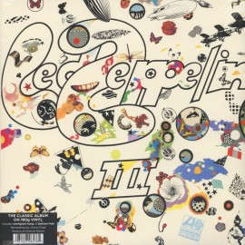 Led Zeppelin ‎– Led Zeppelin III (LP / Vinyl)