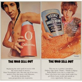 The Who ‎– The Who Sell Out (LP / Vinyl)