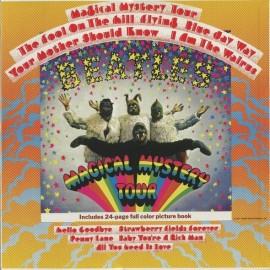 The Beatles – Magical Mystery Tour (MONO, LTD) (LP / Vinyl)